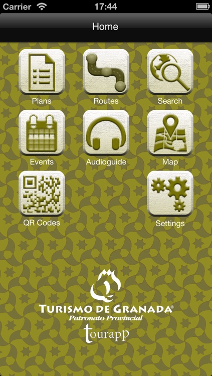 Granada Audioguide - Tourapp Plus screenshot-3