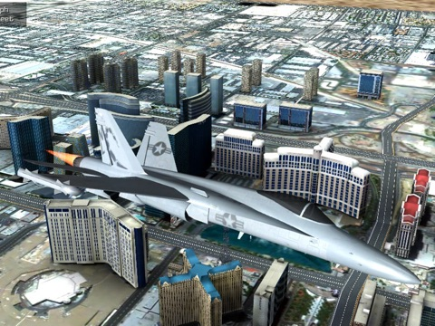 Screenshot #4 for Flight Unlimited Las Vegas Lite