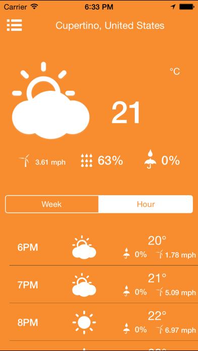 Weather To Goのおすすめ画像2