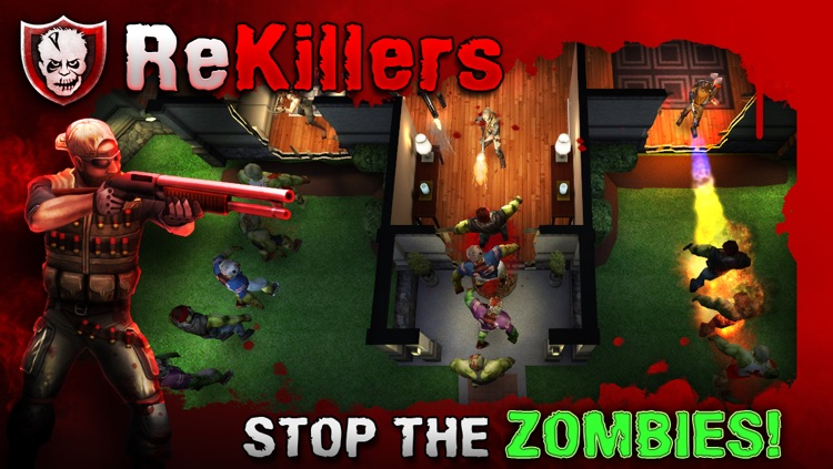 ReKillers : Zombie Defense screenshot-0