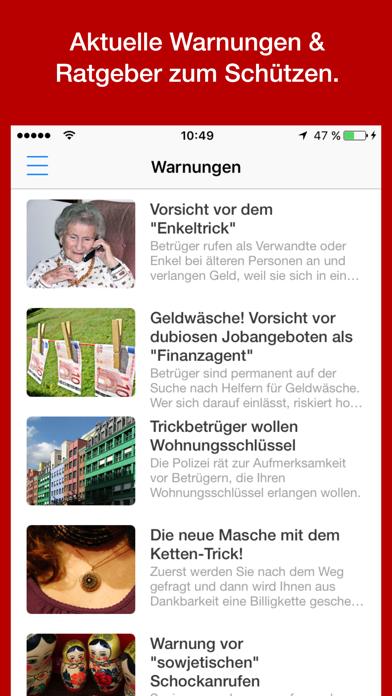 Verbrechen - echte Tatorte! screenshot two