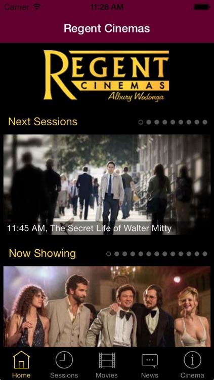 Regent Cinemas Albury Wodonga