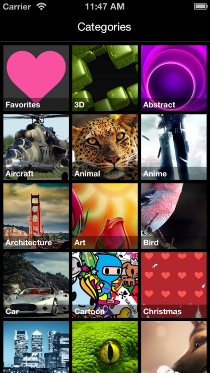 Wallpapers iOS 7 Edition Pro