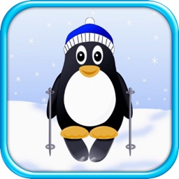 Despicable Penguin Skiing Rush - Cool 3D Running Game for you!