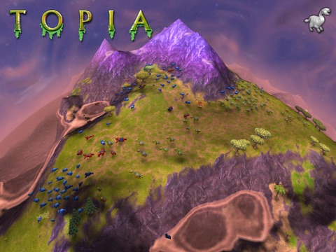 Игра Topia World Builder