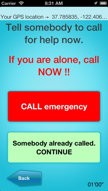 CPR Assistant © screenshot-3
