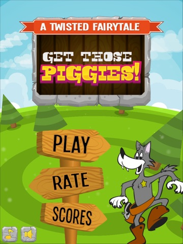 Get Those Piggies iPad