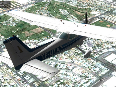 Screenshot #3 for Flight Unlimited Las Vegas Lite