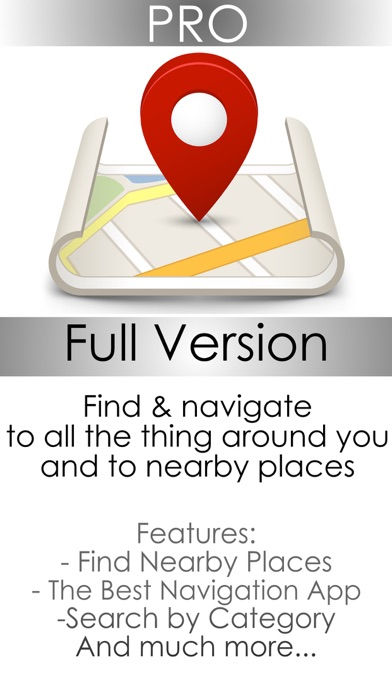 Find what's near me - Nearby places finder with navigation