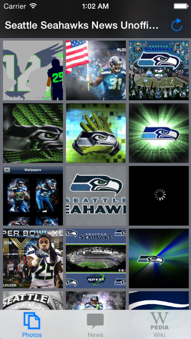 News For Seattle Seahawks Unofficial screenshot one