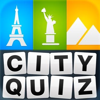 City Quiz - 4 foto's, 1 stad