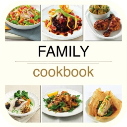 Family Cookbook - Step by Step for iPad