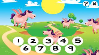 123 活躍! 遊戲,學習計數 兒童用 童話故事屏幕截圖2