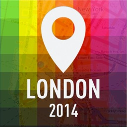 Offline Map London  Guide, Attractions and Transport