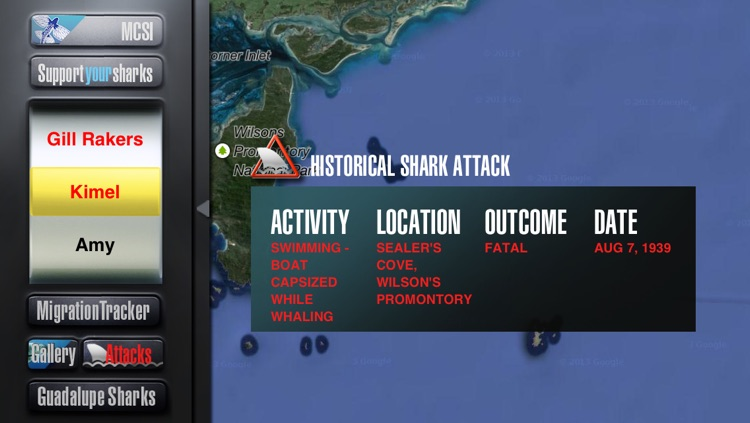 Expedition White Shark screenshot-3