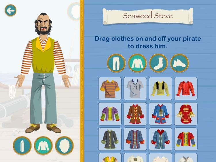 Usborne Sticker Dressing Pirates