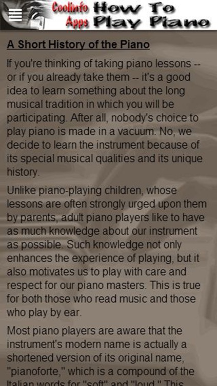 How To Play Piano - Learn To Play Piano The Fast Way! screenshot-4