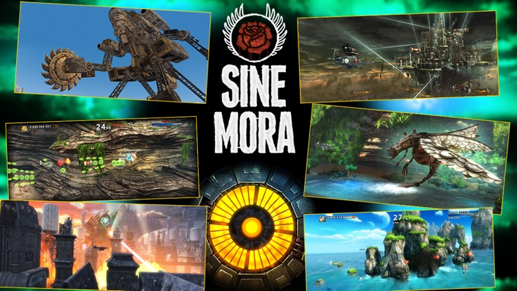 Sine Mora screenshot-2