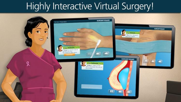 Virtual Breast Enhancement - Saline Implants - Surgery Squad