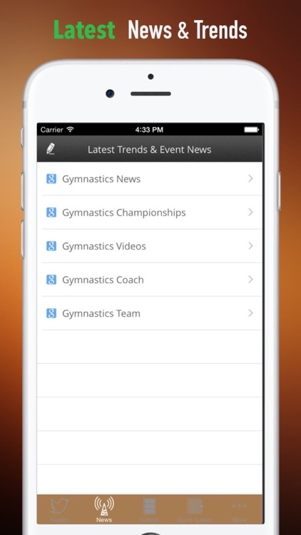 Gymnastics 101: Reference with Tutorial Guide and Latest News screenshot-3