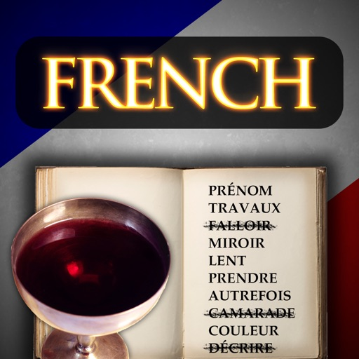 French Word Search