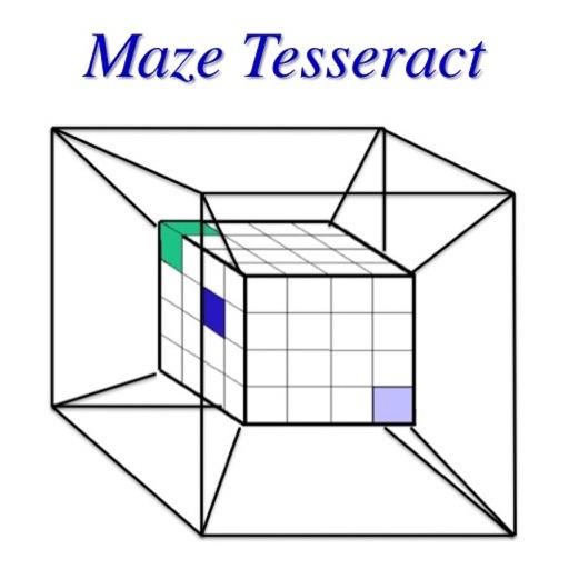 Maze Tesseract