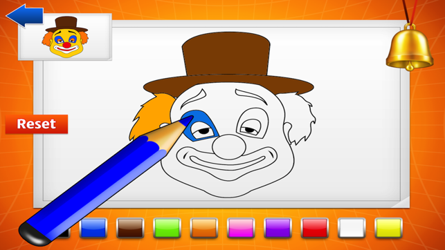 Uitgelezene spelletjes voor kleuters : de kleuren en vormen in de App Store CQ-37