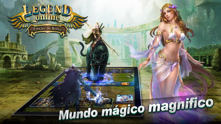 Legend Online (Português) screenshot-3