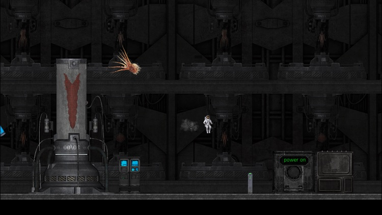 Sector Zero Free: A Space Spaceman Jetpack Survival Adventure Game