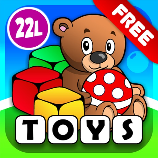 Abby - Toys Train - Learn Toys - Interactive Games for Children (Baby, Toddler, Preschool) HD Free icon