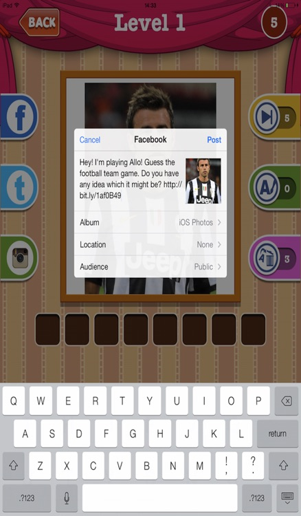 Allo! Guess The Football Team - The Soccer Team Badge and Logo the Ultimate Addictive Fun Free Quiz Game screenshot-4