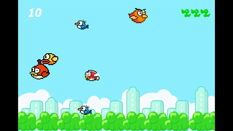 A Cool Flappy Duck Hunt Game screenshot-3