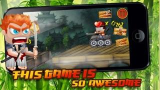 栄光のフェージング前線トレンチの端に侍Zとコマンドーガンナー - 無料3Dゲーム! Samurai Z and Commando Gunner on the Edge of the Fading Frontline Trenches of Glory - FREE 3D Game!のおすすめ画像1