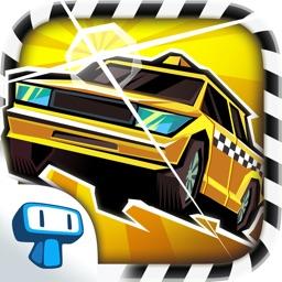 Jack Pott - Taxi Driver On The Run