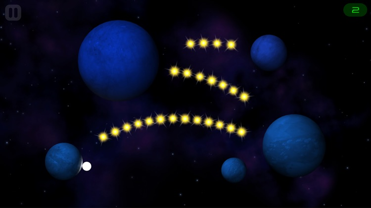 ORBB - A casual, relaxing, and challenging ethereal space experience game screenshot-4
