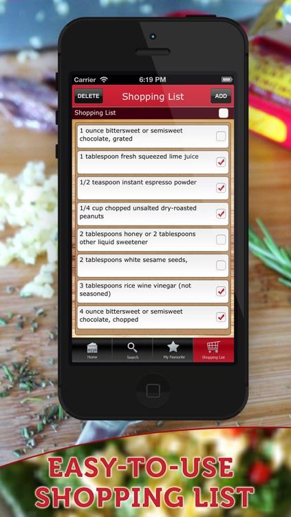 Country Recipe Book Lite screenshot-4