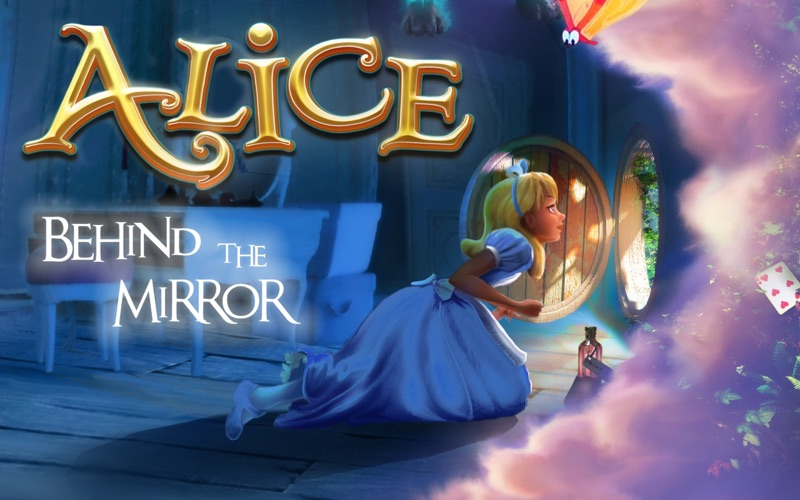 Alice - Behind the Mirror screenshot 1