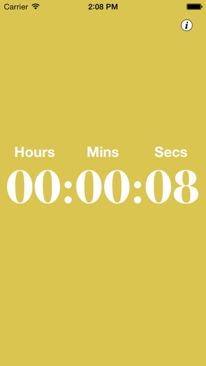 Presentation Timer +++ screenshot-3