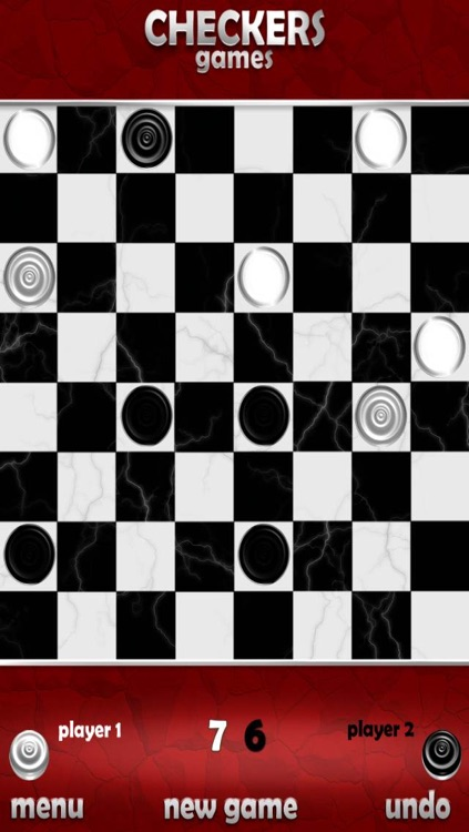 Free Checkers Game screenshot-4