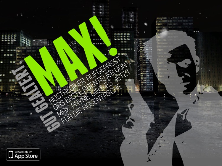 "CRATE 1: ""Max Payne & Musik-Spiele""-Edition screenshot-0"