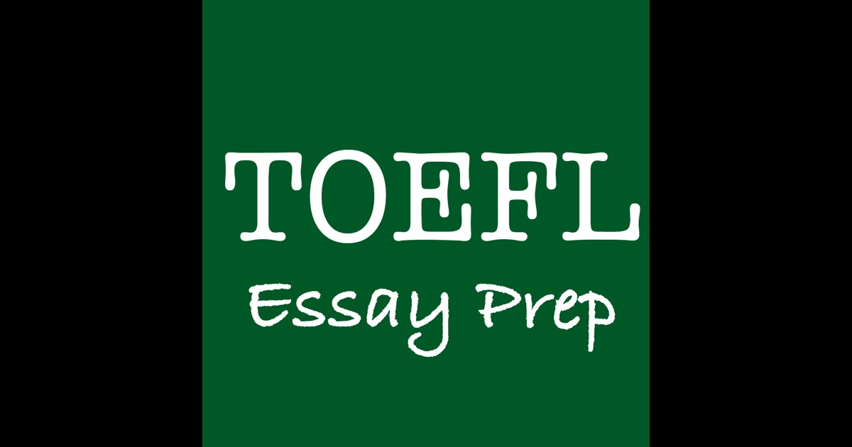 five types of toefl essays 5 types of toefl essays & toefl ibt essay patterns before  writing the toefl essay, you must be able to identify the essay type and.