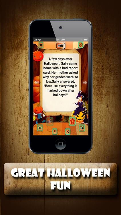 Halloween Jokes © screenshot-3