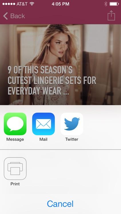 Fashion Mania screenshot-3