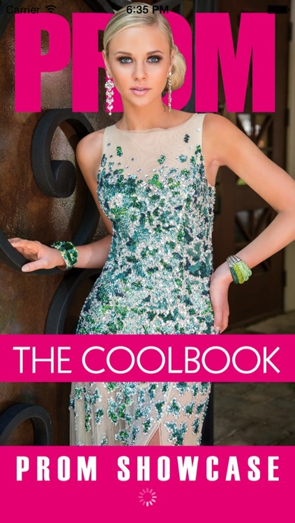 The 2014 Cool Book Showcase of Prom Dresses App by Avanaire Design, LLC