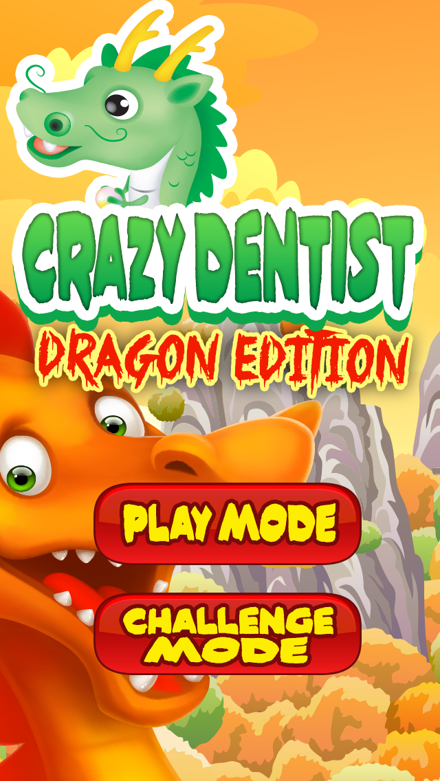 Little Nick Dragon Dentist Jr & Knight Clinic Flu Doctor of Berk Castle Story Junior Kids Games Free Screenshot