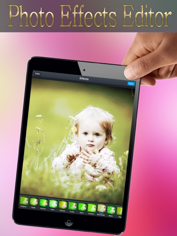 Screenshots of Photo Joiner Free App - You Pic Collage & Image Frame for iPad