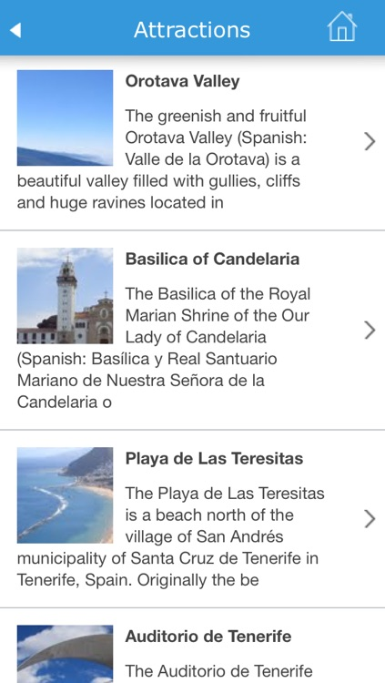 Tenerife (Canary Islands) Guide, Map, Weather, Hotels. screenshot-3
