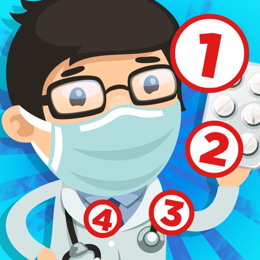 A Hospital Counting Game for Children: Learning to count with Doctor & Patient