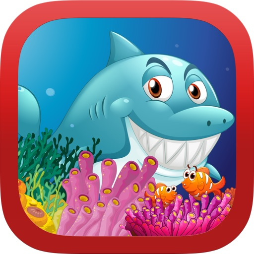 A Mega Hungry Dive with Shark Jump and Flying Dash - Cool