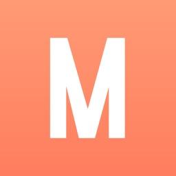 MINE - A PORTRAIT MAKER - Simple and Stylish! The most fashionable portrait app!
